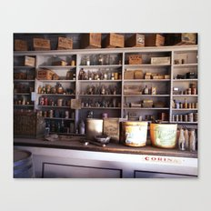 Ghost Store Canvas Print