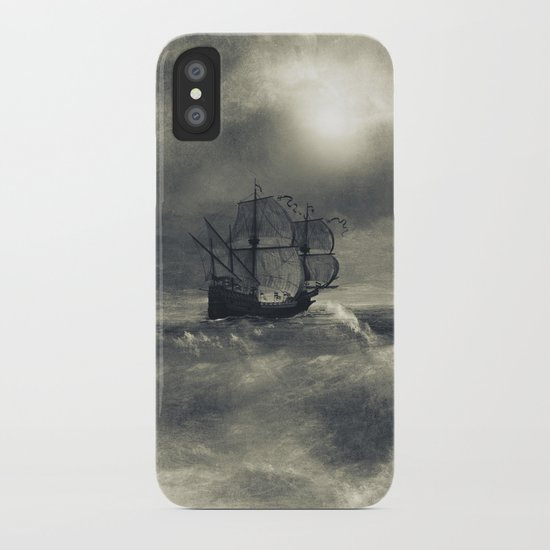 Chapter III iPhone Case