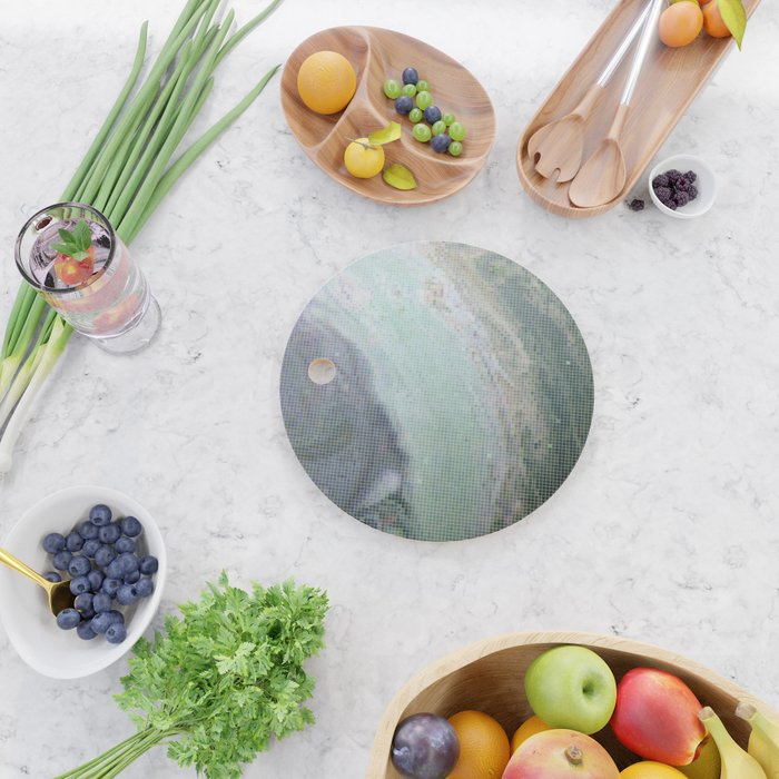 Saturn Infrared Cutting Board