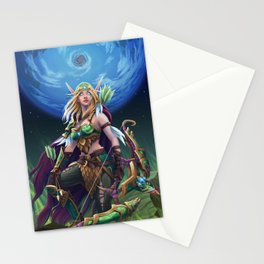 Alleria Stationery Cards