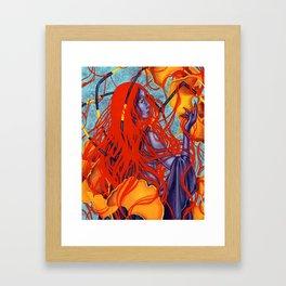 Jorogumo Framed Art Print