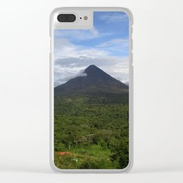 Violent Hill Clear iPhone Case