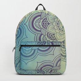 Peaceful Mandala Backpack