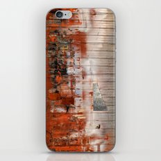 'SURFACE' iPhone Skin