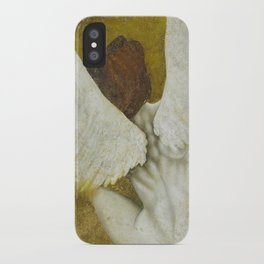 The Gold  Angel iPhone Case