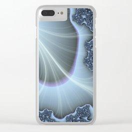 Breath of Fresh Air Clear iPhone Case