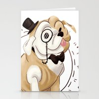 classy Stationery Cards featuring Classy by Jelly and Paul