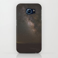 Milky Way over Crater Lake Galaxy S7 Slim Case