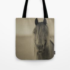 HORSE 2 - Old Friends Collection Tote Bag