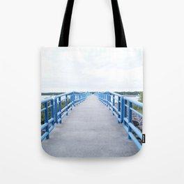 Harbor Bridge Tote Bag
