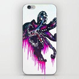 Octopie iPhone Skin