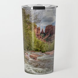Cathedral Rock, AZ Travel Mug