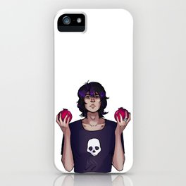 The Child of Death iPhone Case