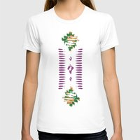ikat T-shirts featuring ikat inspiration by Katya Zorin