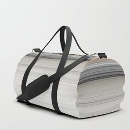 Stone in the Snow Duffle Bag