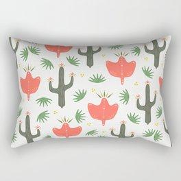 Mexican Spring Rectangular Pillow