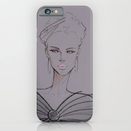 The Entrance iPhone Case