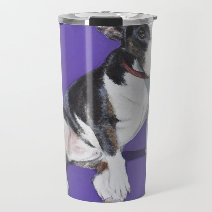 English Bull Terrier Travel Mug