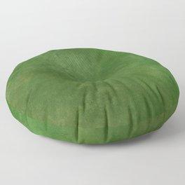 Green Ombre Floor Pillow