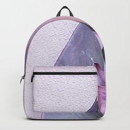Purple Calla Over Canna Backpack