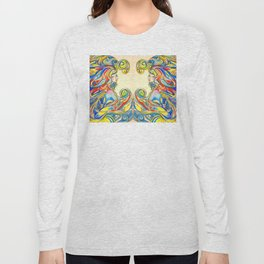 By Your Side  #society6 #decor #buyart Long Sleeve T-shirt
