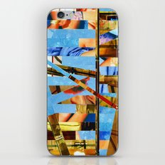 Geoffrey (stripes 18) iPhone & iPod Skin
