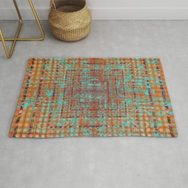 Free Form Jazz with a Song Structure Rug