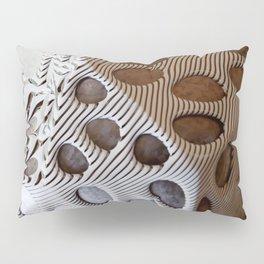 Zebra Mesh Pillow Sham