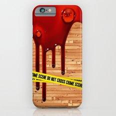 Crime Scene - for iphone Slim Case iPhone 6