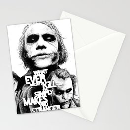 Agent of Chaos Stationery Cards