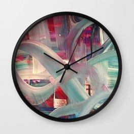 In Progress Wall Clock
