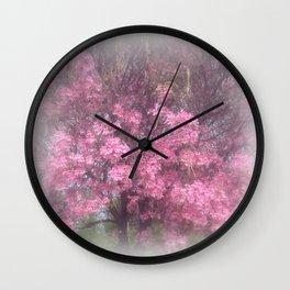 cherry's blossom - 3 Wall Clock