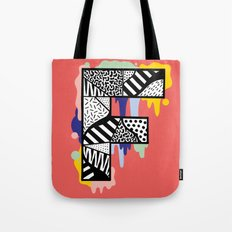 F for ... Tote Bag