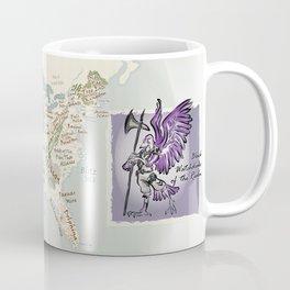 Watchdrake of Raven's Realm Coffee Mug