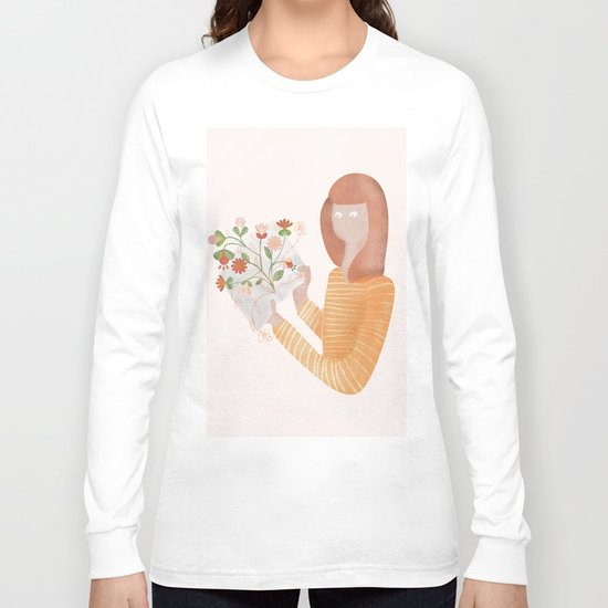 Wonders Of The World Long Sleeve T-shirt