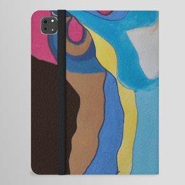 Woman´s tree / EL ARBOL DE LA MUJER iPad Folio Case