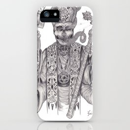What Do You Believe In? iPhone Case