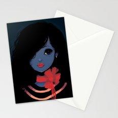 Blue. Stationery Cards