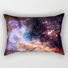 Starburst Nebula Westerlund 2 Rectangular Pillow