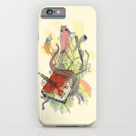 Sketchbook Life iPhone & iPod Case