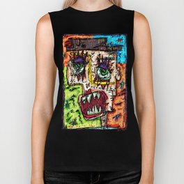 William Burroughs. Nothing is true. Everything is permitted. Biker Tank