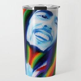 BobMarley Color Gradient Travel Mug