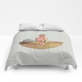 Sandcastles Comforters