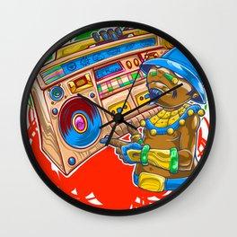AM Radio Wall Clock