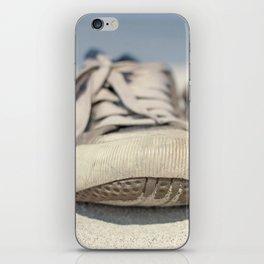 Sneakers old iPhone Skin