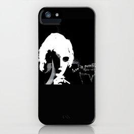 l.i.p. iPhone Case