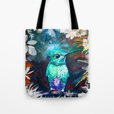 Posh Bird Tote Bag