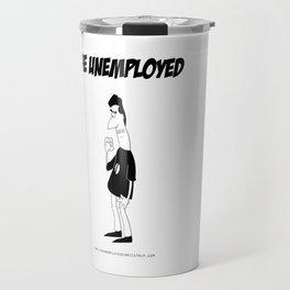 The Unemployed - Sam Travel Mug