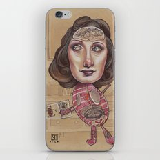 ANATOMY LESSON iPhone & iPod Skin