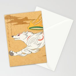 Ookami Amaterasu Stationery Cards